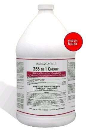Bark 2 Basics 256:1 Disinfectant Fresh Scent (Gallon) by Bark 2 Basics