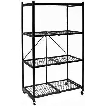Amazoncom Origami RW General Purpose Shelf Steel - Kitchen storage racks shelves