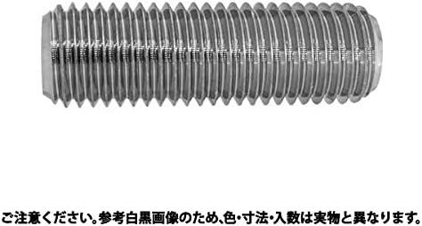 寸切(平先) 材質(ステンレス) 規格(6X130) 入数(250)