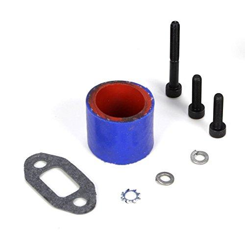 Losi Tuned Pipe Hardware Set: 5IVE-T, LOSR8021