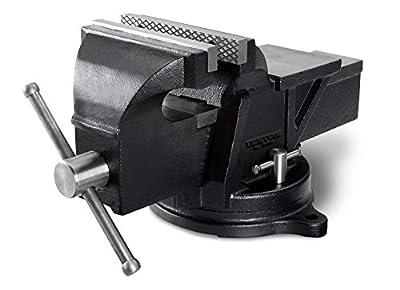 TEKTON 54004 4-Inch Swivel Bench Vise