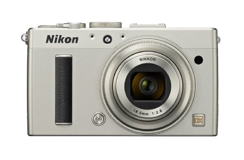 (Nikon COOLPIX A 16.2 MP Digital Camera with 28mm f/2.8 Lens (Silver) (Discontinued by Manufacturer))