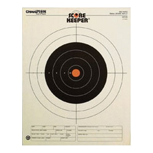 100 yard Small Bore Rifle Orange (100 Yard Small Bore Rifle)