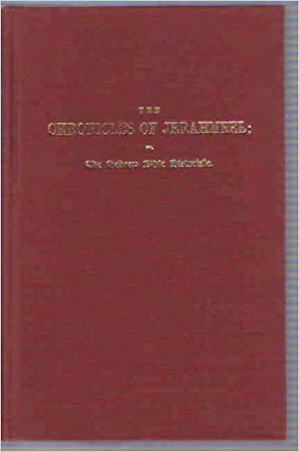 The Chronicles Of Jerahmeel: Or, The Hebrew Bible Historiale