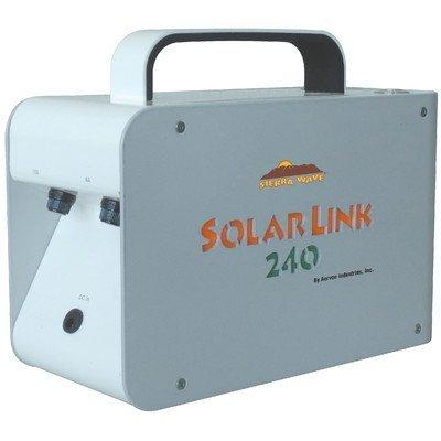 Sierra Wave Solar Link 240 Portable Power Center by Sierra Wave