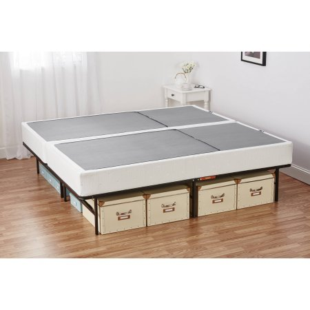 Mainstay Half-Fold Metal Box Spring, Full (Queen)