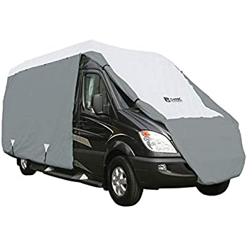 Size C 25-27 Long Size RVC-C EmpireCovers ProTECHtor Breathable UV Resistant Class C RV Cover