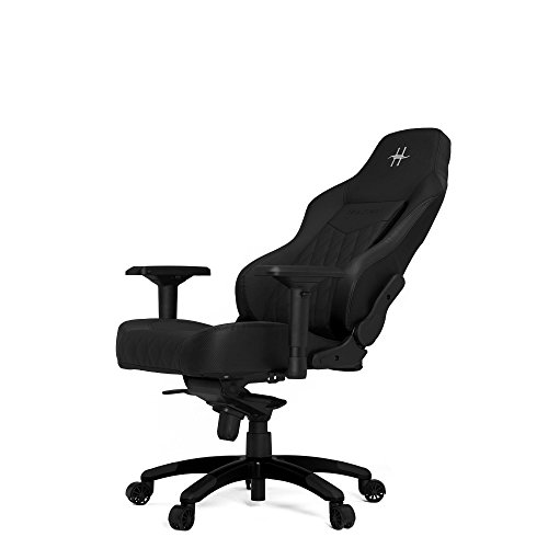 Amazon.com: HHGears XL 800 Series PC Gaming Racing Chair Black with Headrest/Lumbar Pillows: Kitchen & Dining