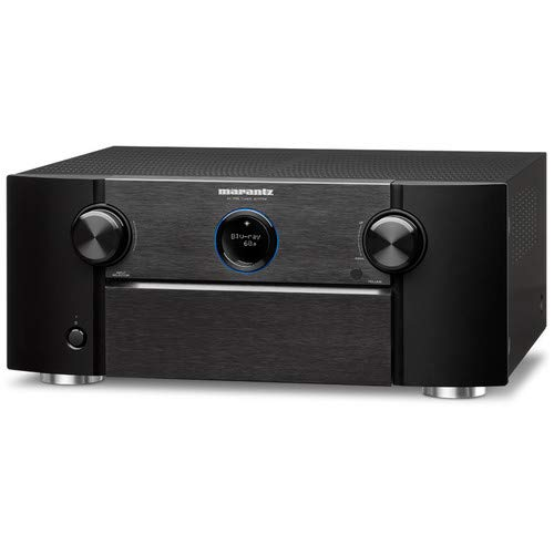 (Marantz AV7704 11.2 Channel AV Audio Component Pre-Amplifier | Auro-3D, Dolby Surround Sound | Stream music via Wi-Fi, Bluetooth, AirPlay 2 & HEOS, Alexa Compatibility (Discontinued by Manufacturer))