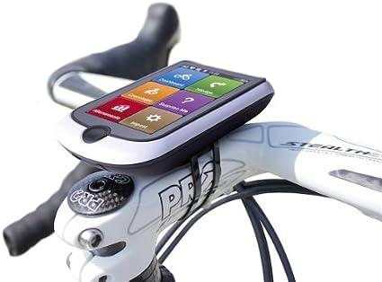 Westeuropa Points-of-Interest sowie Workout-Programm Mio Cyclo 200 Wasserfestes Fahrrad GPS Navigationsger/ät mit Openstreetmaps Routenplaner Turn-by-Turn-Navigation