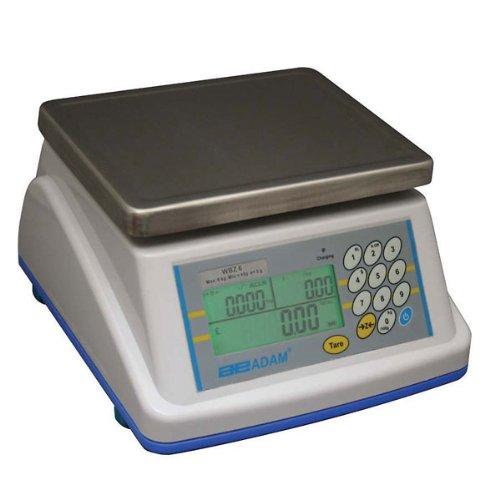 Adam Wbz 30A Price Computing Scale  30Lb Capacity  0 01Lb Readability 115V