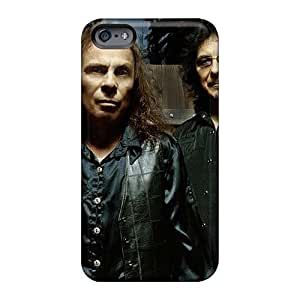 Durable Hard Cell-phone Case For Iphone 6plus With Allow Personal Design Lifelike Black Sabbath Band Image ChristopherWalsh