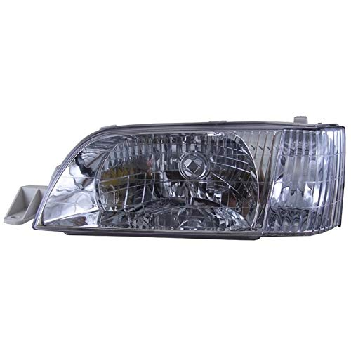 (Headlight Left for TOYOTA CAMRY/VISTA 1996 1997 1998 Headlamp LEFT Side SEDAN)