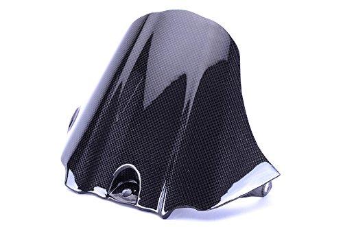 Bestem CBSU-G1K05-HGR Carbon Fiber Rear Fender/Hugger for Suzuki GSXR 1000 (Suzuki Rear Hugger)