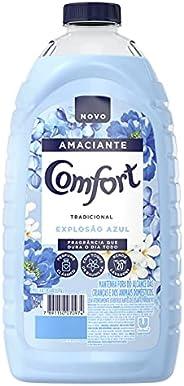Amaciante Diluído Comfort Tradicional Explosão Azul 1.8L, Comfort