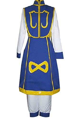 Halloween New Kurapika Kurta Style Cosplay Costume for Men L
