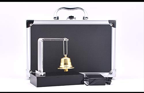 Enjoyer Magic Tricks-Don't Tell Lie (Spirit Bell-Remote Controlled) Magician Accessories Stage Illusions Mentalism Magic Gimmick by Enjoyer (Image #4)