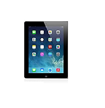 Apple iPad 4 WiFi + Cellular 64GB Negro (Reacondicionado ...