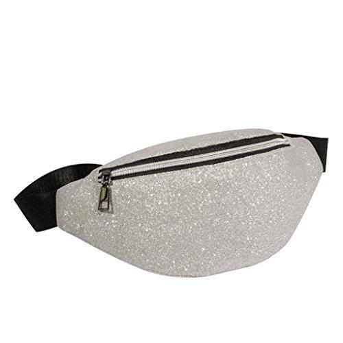Bag Blue Silver Messenger Clearance Shoulder Sequins Bling Fashion Women squarex Bag Bag Chest OqwApPx