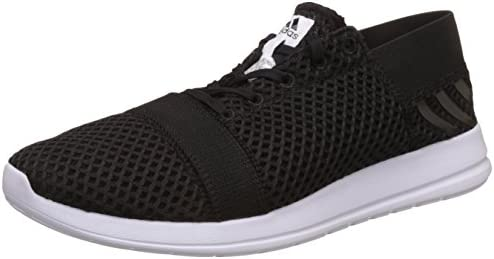 7e94523c161b34 Adidas Men s Element Refine 3 M Cblack Cblack Ftwwht Running Shoes - 10 UK