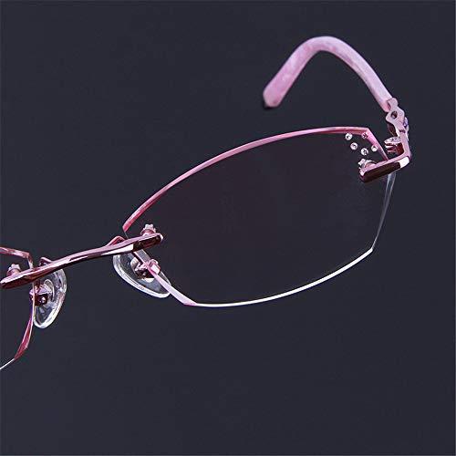 Espejo Gafas Mediana Recorte A 225 Diamante ray Hd Blu 200 Marco Komny Femenino Lectura De A Película Viejo Más Sin Antifatiga Edad 7UHWqZdqC