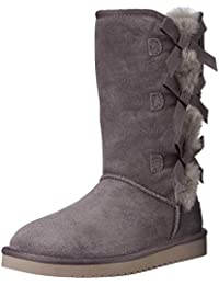 Amazon.com: Grey - Boots / Shoes: Clothing, Shoes & Jewelry