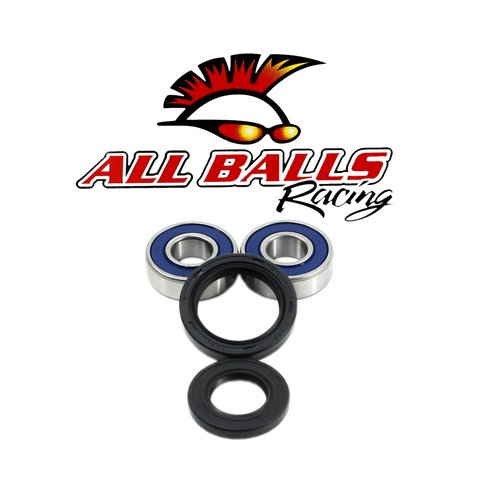 All Balls 25-1385 Kawasaki EX 500 Ninja 94-09 Front Wheel
