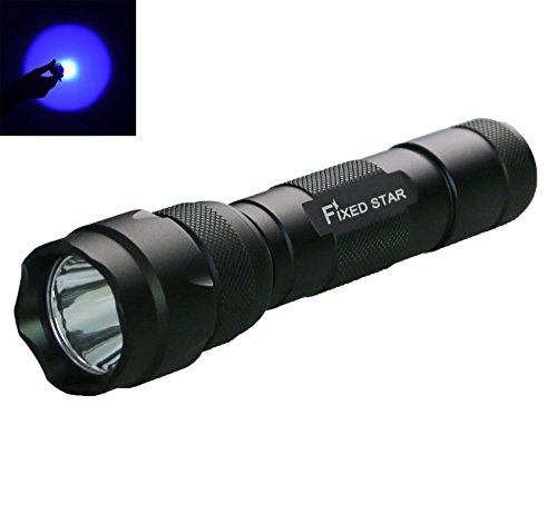 WF 502B Waterproof Tactical Flashlight Searching product image