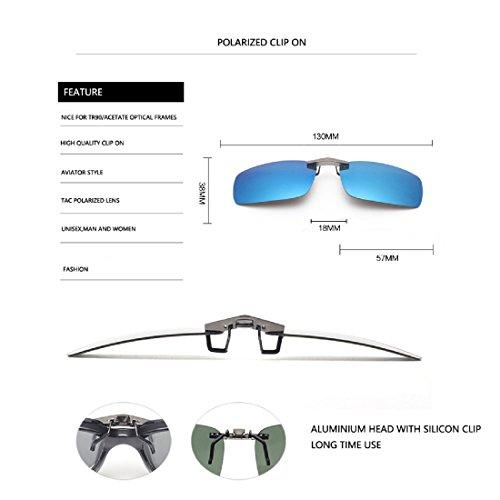 Buy polarized clip on sunglasses