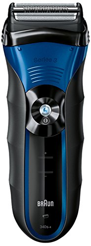 Series 3 340s-4 Wet&Dry - Shaver by Braun