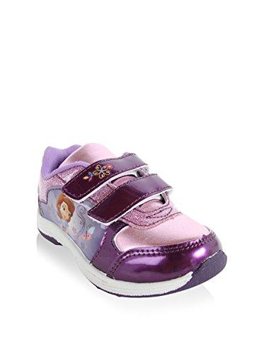 Chaussures de sport pour Fille DISNEY SO000601-B2351 PPURPLE-LILA