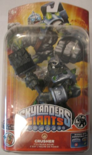 Skylanders Giants Single Loose Character Action Figure Crusher]()