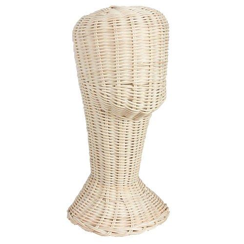 antique mannequin head - 9