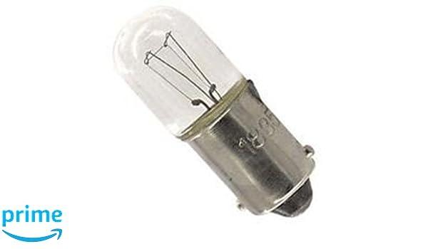 LIT154 x 10 OCSParts 1835 Light Bulb Pack of 10 0.05 Amps 55 Volts