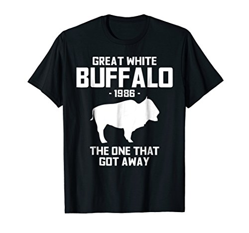 Great White Buffalo The One That Got Away Funny ()