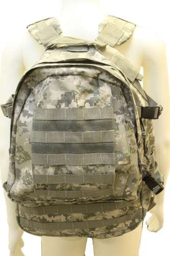 MOLLE Tactical 3-Day Assault Pack ACU