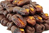 Bateel USA Khidri Dates Dark Chocolate Candied Orange Peel