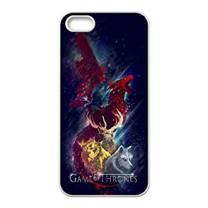 iPhone 4 4s Cell Phone Case White Reef Tropical Dreams L8T3UL