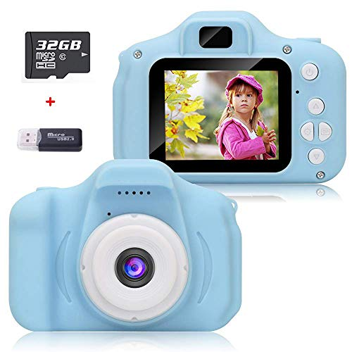 Kids Toy Camera - Rechargeable Learning Camera