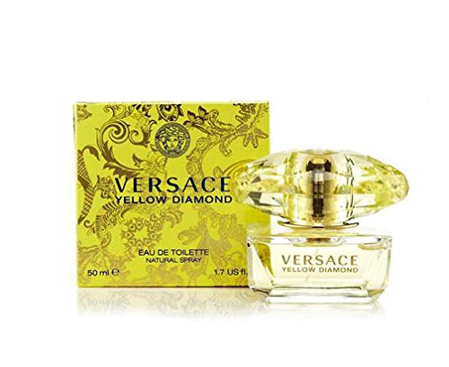 Versace Women Versace Yellow Diamond 3.0 Oz Edt Spray(pack Of 1) ()
