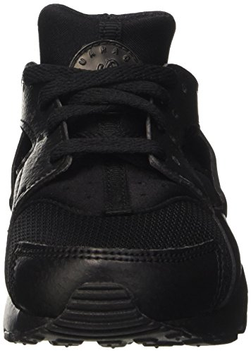 Nike Zapatillas Running ps Black De Niños Run black black Para Huarache Negro qHHpw4f