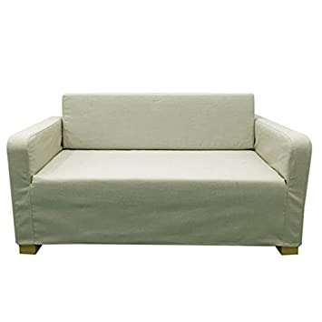 Superbe Replace Cover For IKEA Solsta Two Seat Sofa Bed, 100% Cotton Sofa Cover For