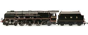 Hornby R3014 LMS Black Princess Coronation Cl Duchess of Sutherland