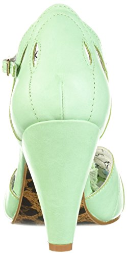 Bettie Page Women's Bp403-Sally Pump Mint outlet get authentic outlet best sale cheap sale low price outlet popular n4v4QLR7cj