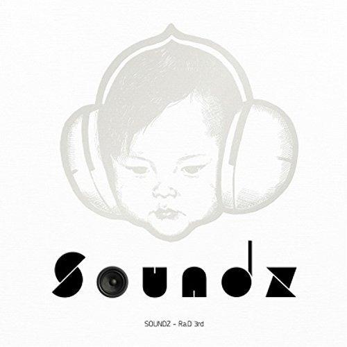 CD : Ra.D - Soundz 3 (Asia - Import)