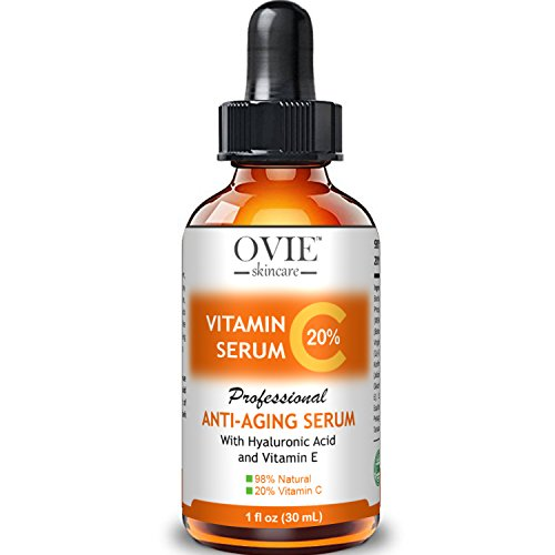Organic Vitamin Serum 20 Hyaluronic