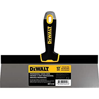 DEWALT Stainless Steel Taping Knife & Mud Pan Set + FREE ...