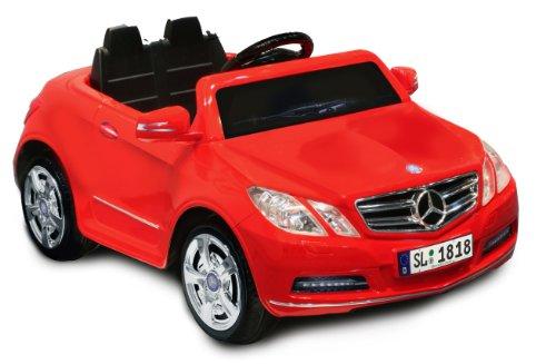 Mercedes-Benz-E550-6V-Red