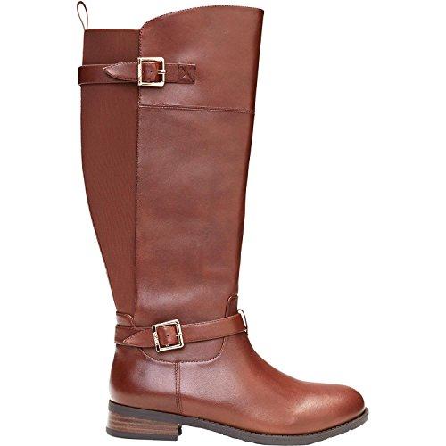 Vionic Women's Storey Tall Boot Toffee 9 M