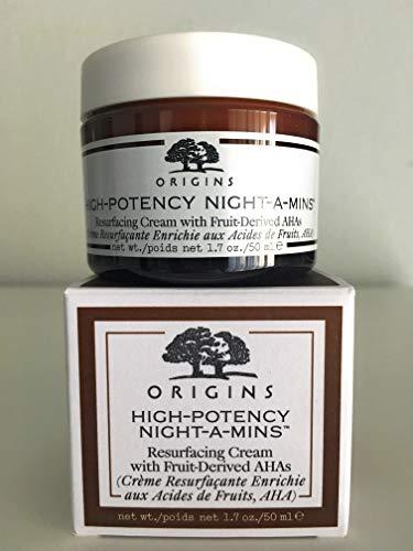 Origins High-Potency Night-A-Mins Resurfacing Cream Fruit-De